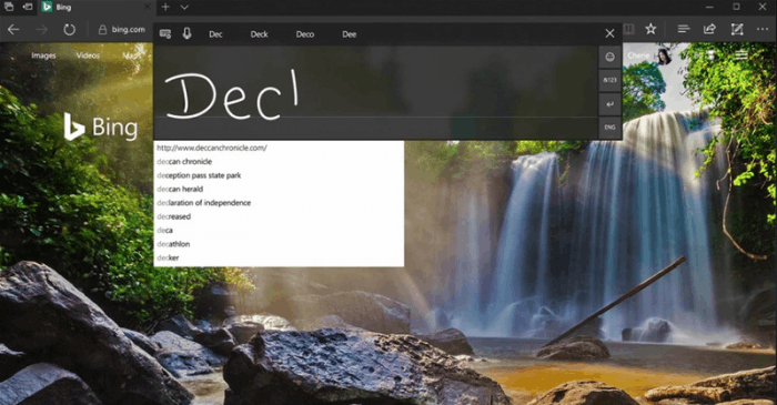 这是你要的毛玻璃特效:Fluent Design桌面和应用一览的照片 - 7