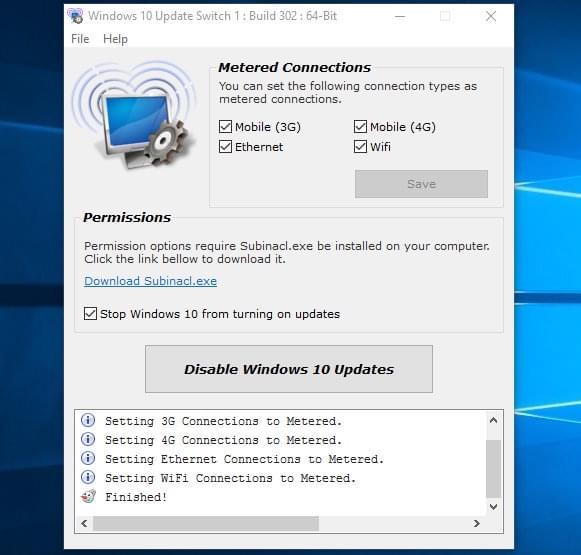 Windows 10 Update Switch:有趣方式阻止系统自动更新的照片
