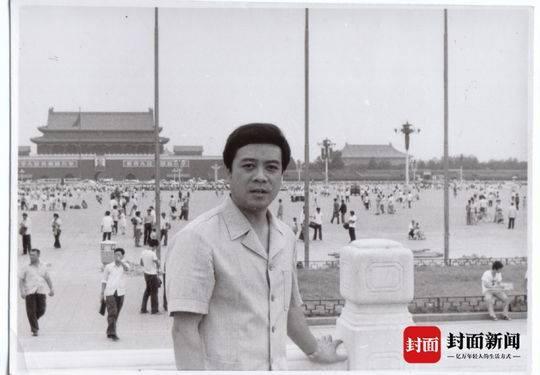1967年的赵忠祥