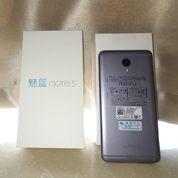 魅蓝Note 5上手简评:成熟方案加快充、轻薄在手续航久的照片 - 7