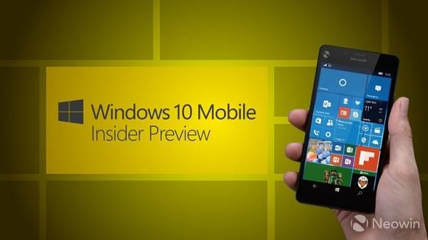 微软已推送Win10 Mobile Insider Preview build 15208的照片