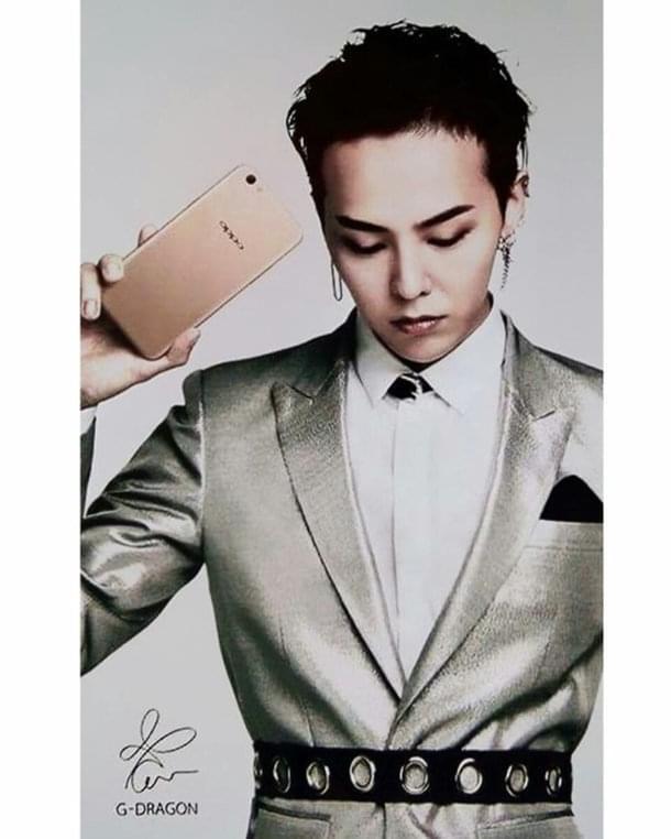OPPO代言天团又添新成员:BIGBANG 权志龙加盟的照片 - 1