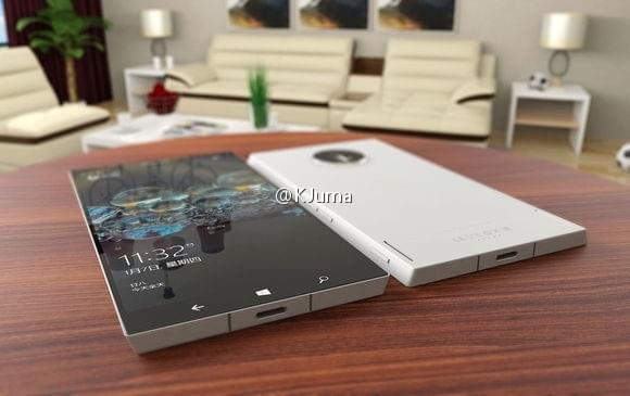 Surface Phone谍照曝光的照片 - 5