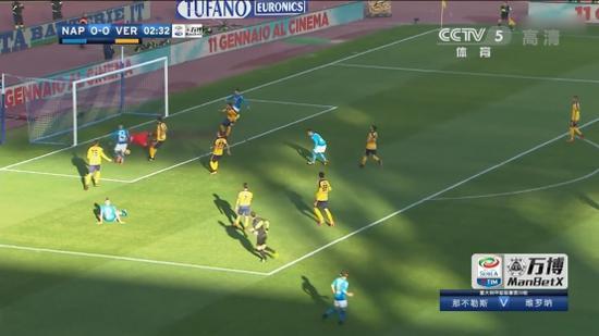 [万博体育]意甲赛后:那不勒斯2-0维罗纳