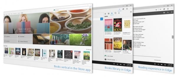 Windows 10 Build 15014发布:终于可以购买电子书了的照片 - 2