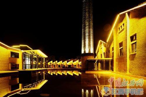 景德�陶溪川�身���H化文化地��
