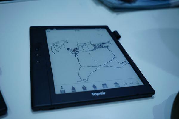海尔发布TOPSIR电纸书:石墨烯显示+原笔迹手写的照片 - 8