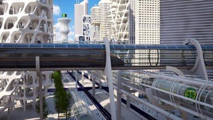 """纽约到北京仅2小时?这家""""超级高铁""""公司可信吗的照片 - 14"""