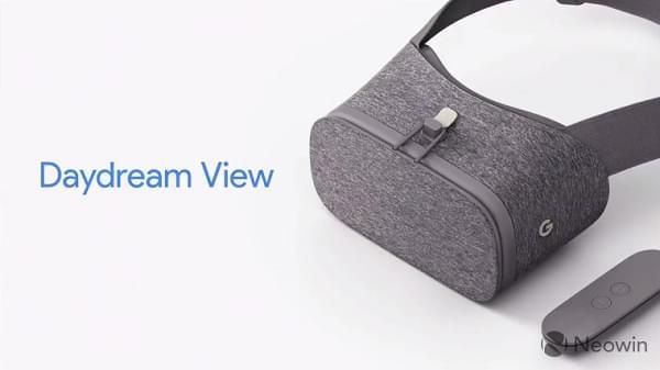 新款Daydream View虚拟现实头戴式装置即将于11月10日上市的照片 - 1