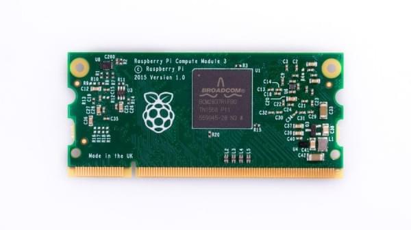 树莓派CM3发布:性能是初代的10倍,内存翻倍的照片 - 2
