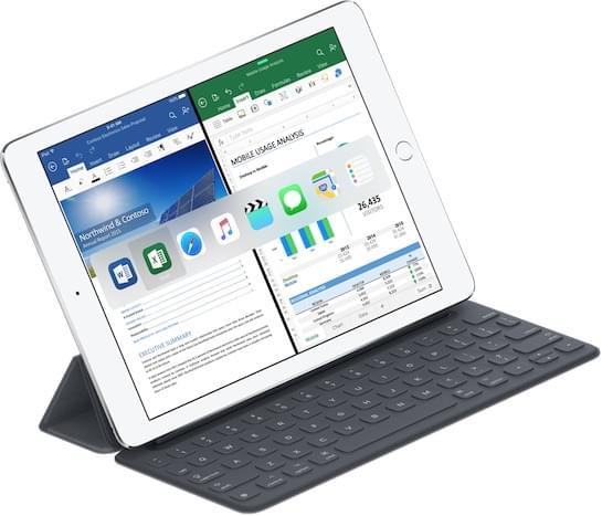 """Cook: 新款 iPad 将迎来""""令人兴奋的新功能""""的照片 - 1"""