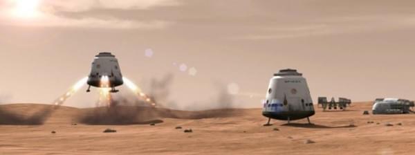 野心不止于登陆火星 马斯克还想探索更遥远的太空领域的照片 - 2