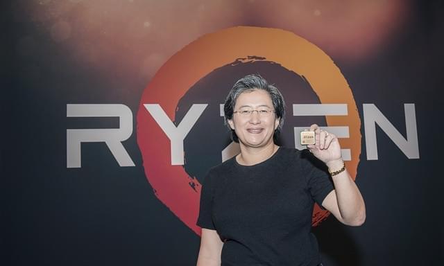 锐龙 AMD Ryzen 7 1700X 跑分车轮战的照片 - 1