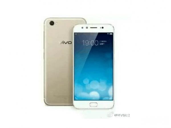 vivo X9外形曝光:Plus版可能拥有四个摄像头的照片 - 1