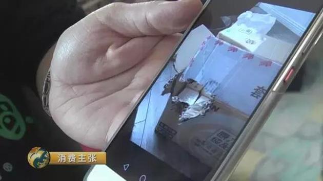 央视曝光快递乱象:包裹里的东西被分拣员随便拿的照片 - 15