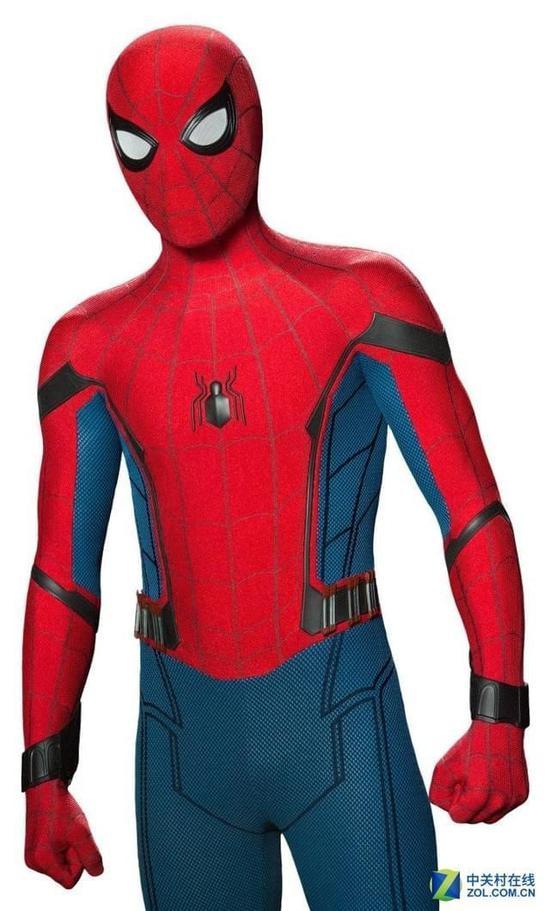 超级英雄 小虫定妆照 战衣细节一览无余