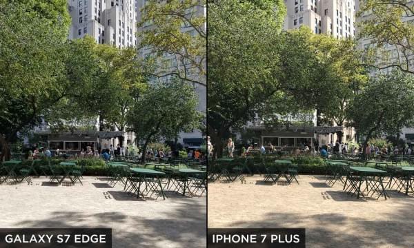 三星Galaxy S7 Edge和iPhone 7 Plus相机拍摄对比的照片 - 3