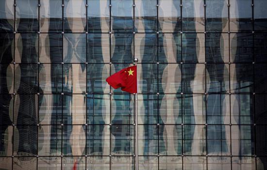 中国正缩小与美国的技术知识产权差距