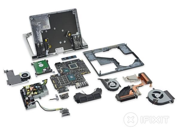 Surface Studio拆解:内部有ARM处理器 可轻松更换硬盘的照片 - 50