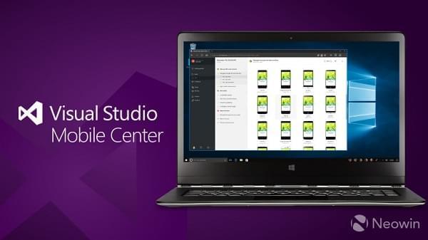 微软推出Visual Studio Mobile Center: 汇聚移动开发所需云服务的照片 - 1