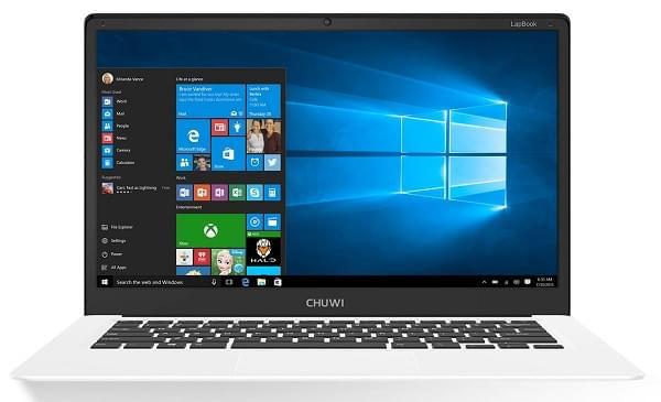 驰为开售LapBook 14.1超轻薄笔记本新品:边框8mm 仅售9的照片 - 5