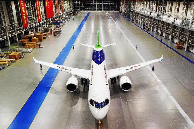 国产大型客机C919将首飞:突破技术封锁真正属于中国的照片 - 6