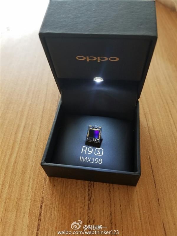 OPPO最强拍照机R9s确认:首发IMX398的照片 - 2