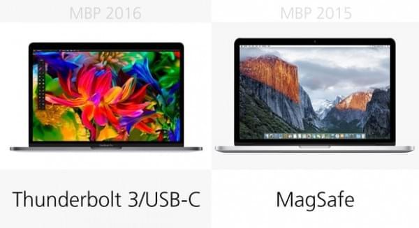 前后两代13英寸MacBook Pro规格参数对比的照片 - 14