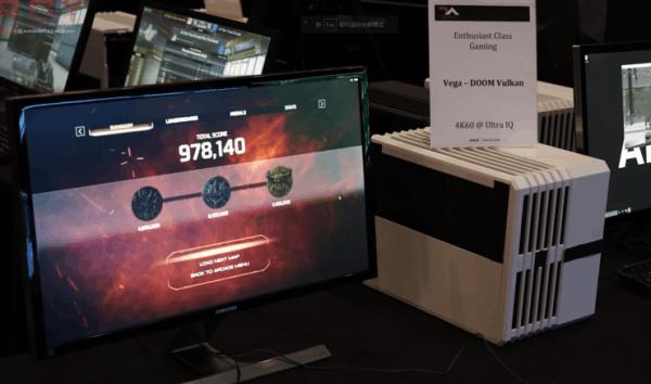 AMD新一代 Vega显卡60帧跑4K直追 GTX 1080的照片 - 6