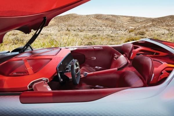 雷诺发布Trezor概念电动超跑:使用蛤壳式车门的照片 - 29