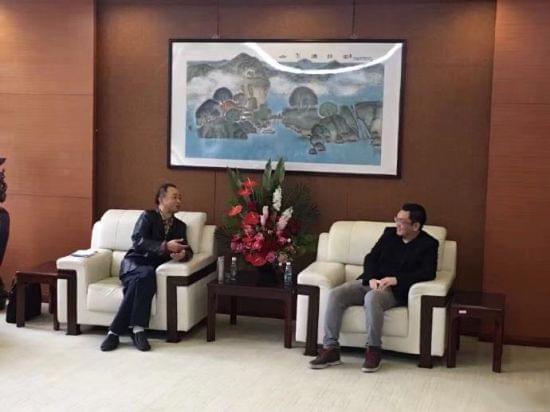 中国成立首个电竞本科专业 昔日人皇Sky成导师的照片 - 2