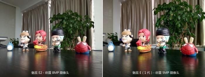 """微创新""""跑马 LED 流水灯"""":魅蓝 E2 上手简评的照片 - 33"""
