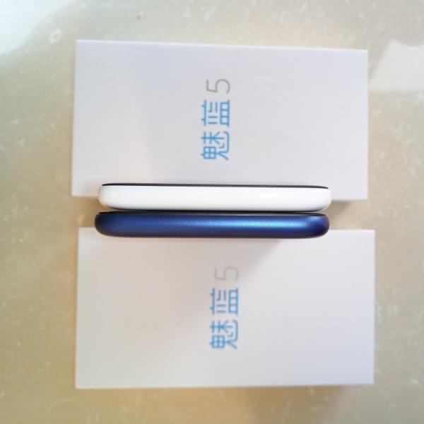 """魅蓝5""""宝石蓝/冰河白""""上手:开箱 / 跑分 / 兼与魅蓝U10对比的照片 - 33"""