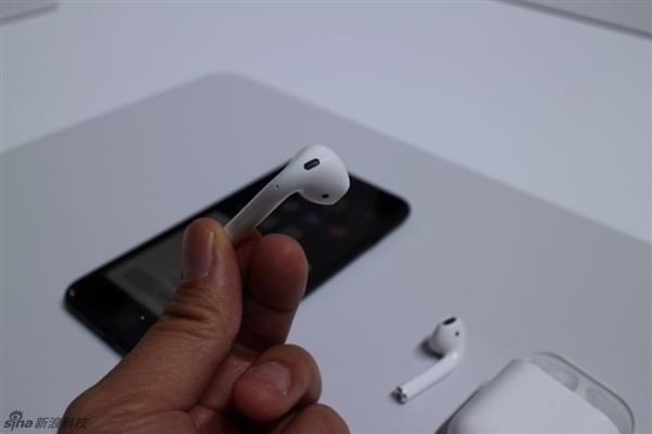 iPhone 7必买 1288元苹果无线耳机AirPods图赏的照片 - 5