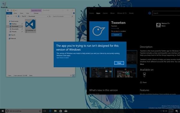 Windows 10 Cloud首波截图曝光的照片 - 6