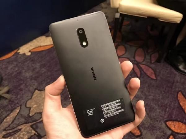 Nokia 6发布:基于安卓系统,售价1699元的照片 - 7