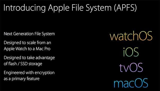 向APFS文件系统转进:iOS 10.3为iPhone变相扩容存储空间的照片 - 1