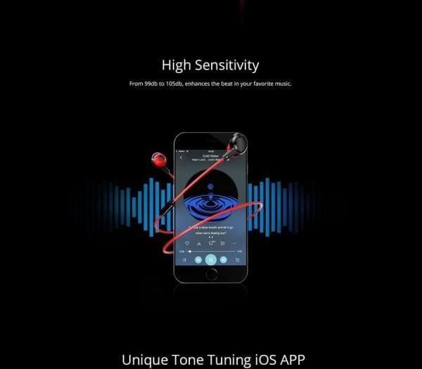 专为iPhone 7设计:全球首款内置DAC的入耳式Lightning耳机的照片 - 7