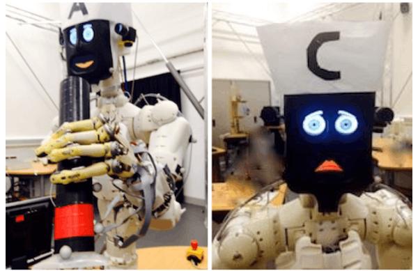 做错事的机器人道歉卖萌 我们的同情心竟然也会泛滥的照片 - 3
