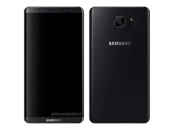 基于可靠信息源 设计师绘制出了三星Galaxy S8的渲染图的照片 - 4