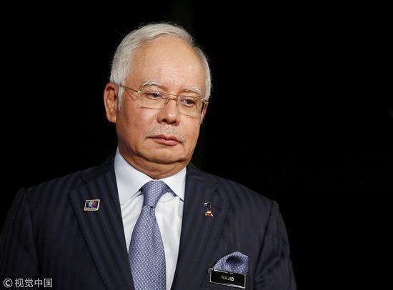 新增4项贪污罪 马来西亚前总理纳吉布面临25项指控