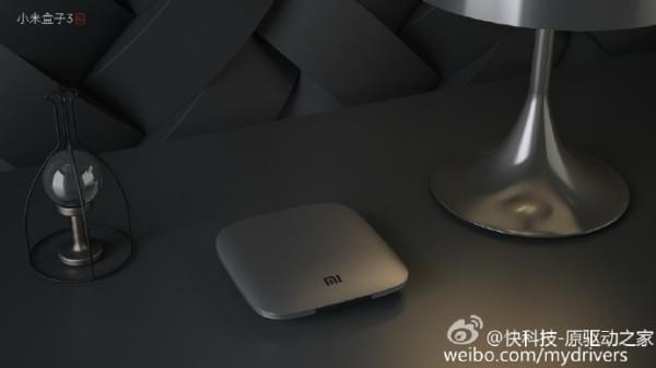 小米盒子3S正式亮相:首款人工智能机顶盒的照片 - 4