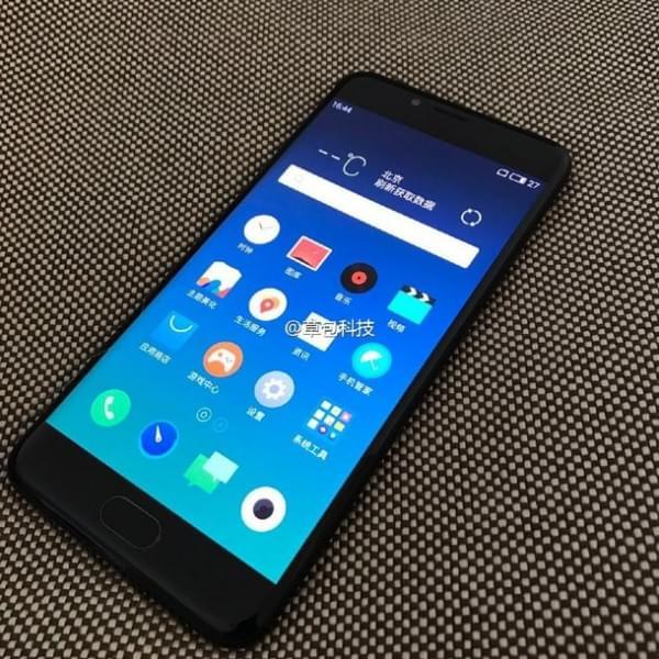 魅族曲面屏手机PRO 6 Edge再曝光:2K显示屏的照片 - 4