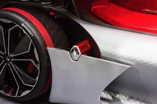雷诺发布Trezor概念电动超跑:使用蛤壳式车门的照片 - 4