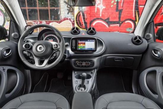 電動汽車漸成潮流 Smart連推三款電動車型