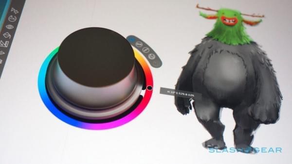 宣战Surface Studio:戴尔推Canvas 售价1799美元的照片 - 8