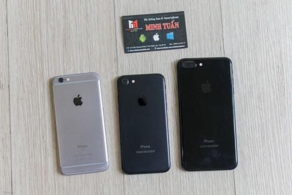 哑光黑和亮黑色iPhone 7划伤后会怎么样?的照片 - 7