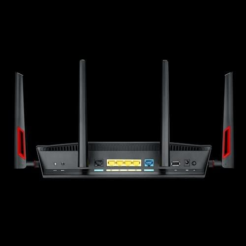 华硕无线路由新旗舰AC88U发布:无线峰值速率达3167Mbps的照片 - 3