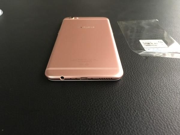Oppo R9S开箱上手:颜值升级+IMX398的照片 - 17