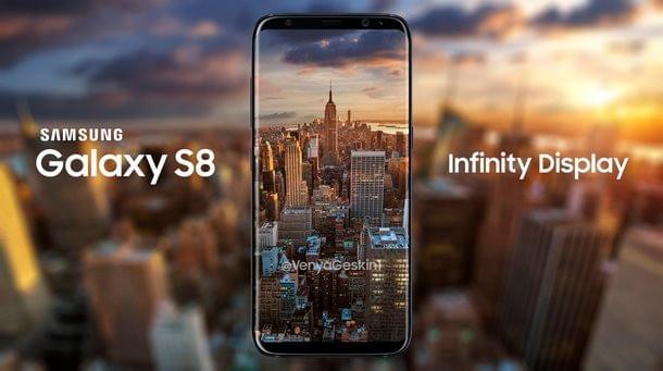 三星Galaxy S8已开始在越南工厂量产的照片